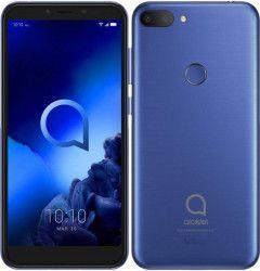 Telefon mobil Alcatel 1S 2019 32GB Dual SIM 4G Metallic Blue Telefoane Mobile
