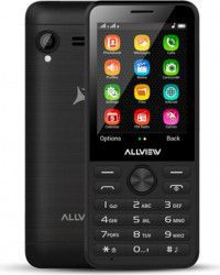 Telefon mobil Allview M11 Luna Dual SIM 2G Negru Telefoane Mobile