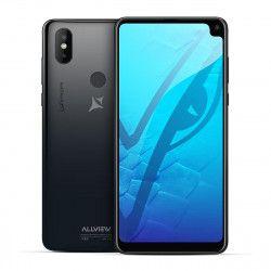 Telefon mobil Allview V4 Viper PRO 32GB Dual SIM 4G Dark Grey Telefoane Mobile