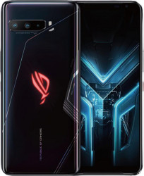 Telefon mobil ASUS ROG Phone 3 Strix Edition ZS661KS 256GB Dual SIM 5G Black Glare Telefoane Mobile