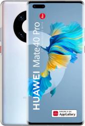 Telefon mobil Huawei Mate 40 Pro 256GB Dual SIM 5G Mystic Silver Telefoane Mobile
