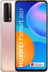Telefon mobil Huawei P Smart (2021) 128GB Dual SIM 4G Blush Gold