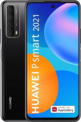 Telefon mobil Huawei P Smart 2021 128GB Dual SIM 4G Midnight Black Telefoane Mobile