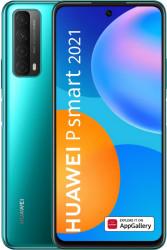 Telefon mobil Huawei P Smart (2021) 128GB Dual SIM 4G Crush Green Telefoane Mobile