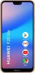 Telefon mobil Huawei P20 lite 64GB Single Sim 4G Pink Telefoane Mobile