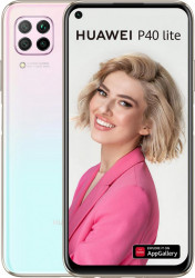 Telefon mobil  Huawei P40 Lite 128GB Dual SIM 4G Sakura Pink Telefoane Mobile