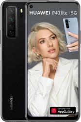 Telefon mobil Huawei P40 Lite 128GB Dual Sim 5G Midnight Black Telefoane Mobile
