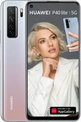 Telefon mobil Huawei P40 Lite 128GB Dual Sim 5G Space Silver