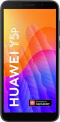 Telefon mobil Huawei Y5P 32GB Dual SIM 4G Midnight Black