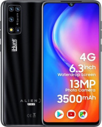 Telefon mobil iHunt Alien X Pro 2021 16GB DualSIM 4G Black Telefoane Mobile
