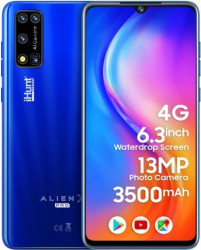 Telefon mobil iHunt Alien X Pro 2021 16GB DualSIM 4G Blue Telefoane Mobile