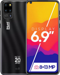 Telefon mobil iHunt Note 20 Apex 2021 16GB Dual SIM 3G Black