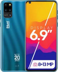 Telefon mobil iHunt Note 20 Apex 2021 16GB Dual SIM 3G Blue Telefoane Mobile