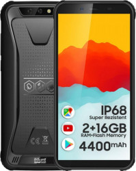Telefon mobil iHunt S10 Tank 2021 16GB Dual SIM 3G Black-Yellow Telefoane Mobile