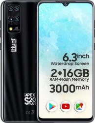 Telefon mobil iHunt S20 Plus Apex 2021 16GB Dual SIM 3G Black Telefoane Mobile
