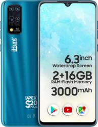 Telefon mobil iHunt S20 Plus Apex 2021 16GB Dual SIM 3G Blue Telefoane Mobile