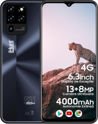 Telefon mobil iHunt S21 Ultra 4G 2021 16GB DualSIM 4G Black Telefoane Mobile
