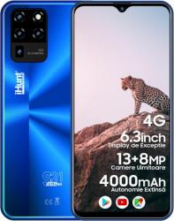 Telefon mobil iHunt S21 Ultra 4G 2021 16GB DualSIM 4G Blue Telefoane Mobile