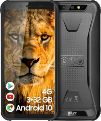 Telefon mobil iHunt S60 Discovery Plus 2021 32GB Dual SIM 4G Black Telefoane Mobile