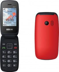Telefon mobil MaxCom Comfort MM817 Classic Dual SIM Red