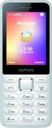 Telefon mobil myPhone 6310 Dual Sim White