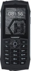Telefon mobil myPhone Hammer 3 DualSIM Black-Silver Telefoane Mobile