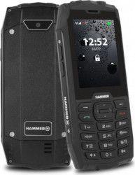 Telefon mobil myPhone Hammer 4 DualSIM Black