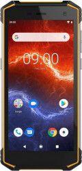 Telefon mobil myPhone Hammer Energy 2 32GB Dual SIM 4G Black-Orange Telefoane Mobile