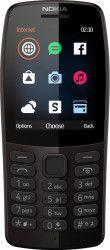 Telefon mobil Nokia 210 2019 Dual SIM Charcoal Black Telefoane Mobile