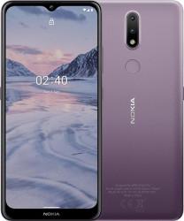 Telefon mobil Nokia 2.4 32GB Dual SIM 4G Purple Telefoane Mobile
