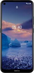 Telefon mobil Nokia 5.4 64GB Dual SIM 4G Polar Night Telefoane Mobile