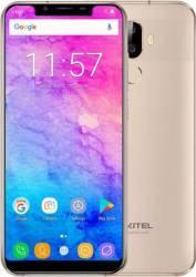 Telefon mobil Oukitel U18 64GB Dual Sim 4G Gold Telefoane Mobile