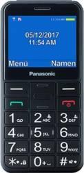 Telefon mobil Panasonic KX-TU150EXB pentru Seniori cu buton SOS Negru