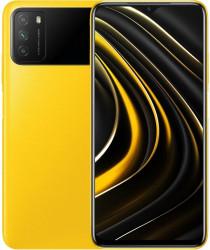 Telefon mobil Poco M3 64GB Dual SIM 4G Yellow Telefoane Mobile