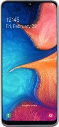 Telefon mobil Samsung Galaxy A20e A202 2019 32GB Dual SIM 4G White Telefoane Mobile