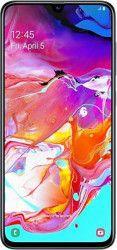 Telefon mobil Samsung Galaxy A70 A705 128GB Dual SIM 4G Black