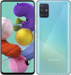 Telefon mobil Samsung Galaxy A51 A515 128GB Dual SIM 4G Prism Crush Blue Telefoane Mobile