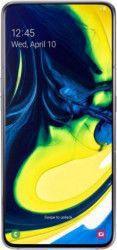 Telefon mobil Samsung Galaxy A80 A805 128GB Dual SIM 4G Ghost White Telefoane Mobile