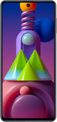 Telefon mobil Samsung Galaxy M51 M515F 128GB Dual SIM 4G White Telefoane Mobile