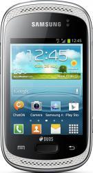 Telefon Mobil Samsung Galaxy Music Duos S6012 White