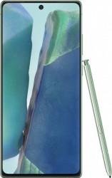 Telefon mobil Samsung Galaxy Note 20 N980 256GB Dual SIM 4G Mystic Green Telefoane Mobile
