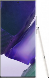 Telefon mobil Samsung Galaxy Note 20 Ultra N986 256GB Dual SIM 5G Mystic White