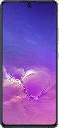 Telefon mobil Samsung Galaxy S10 Lite G770 128GB Dual SIM 4G Prism Black Telefoane Mobile
