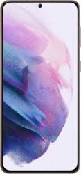 Telefon mobil Samsung Galaxy S21 Plus G996 128GB Dual SIM 5G Phantom Violet + Husa Silicon transparent cadou Telefoane Mobile