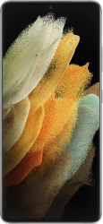 Telefon mobil Samsung Galaxy S21 Ultra G988 128GB Dual SIM 5G Phantom Silver