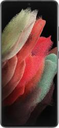 Telefon mobil Samsung Galaxy S21 Ultra G988 256GB Dual SIM 5G Phantom Black + Husa si ring Cadou Telefoane Mobile