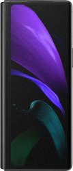 Telefon mobil Samsung Galaxy Z Fold2 256GB Dual SIM 5G Mystic Black Telefoane Mobile