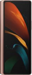 Telefon mobil Samsung Galaxy Z Fold2 256GB Dual SIM 5G Mystic Bronze Telefoane Mobile