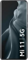 Telefon mobil Xiaomi Mi 11 256GB Dual SIM 5G Midnight Grey Telefoane Mobile