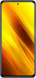 Telefon mobil Poco X3 NFC 128GB Dual SIM 4G Cobalt Blue Telefoane Mobile